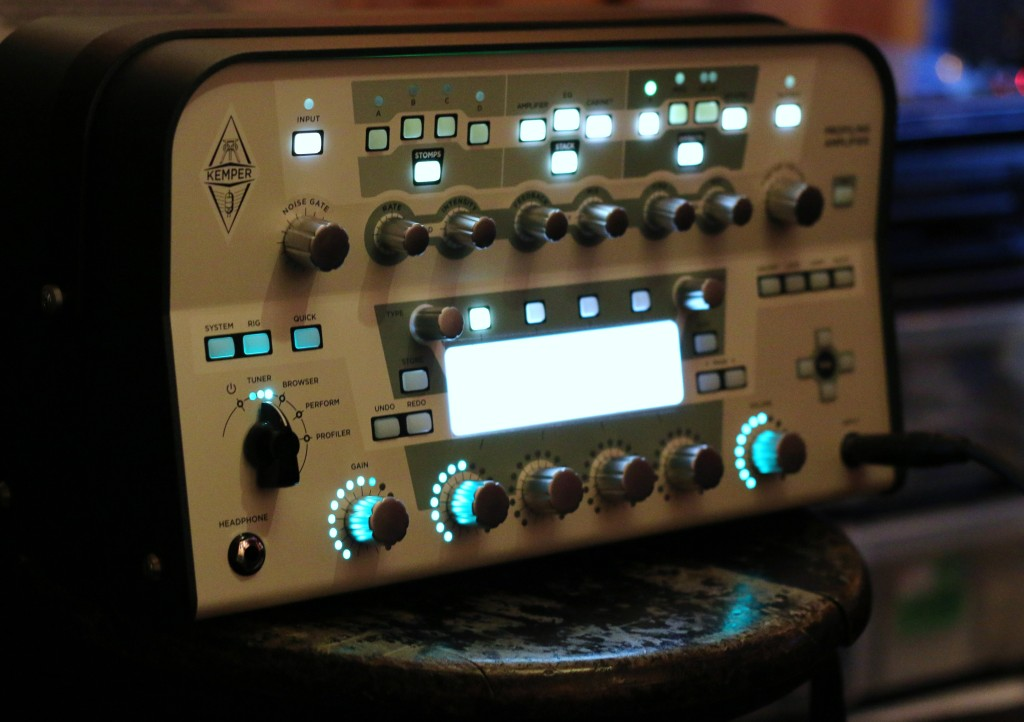 VMP Session Kemper Amp